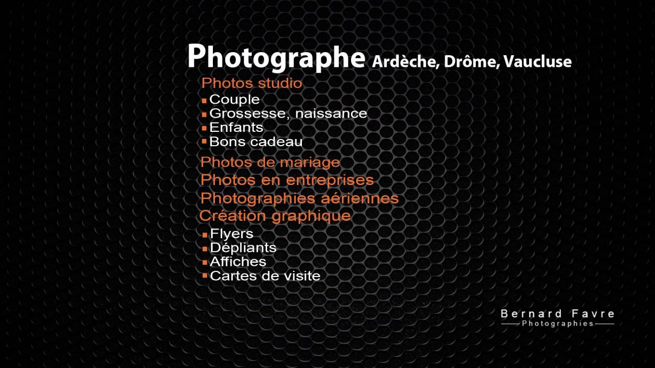Photographe Professionnel En Ardche Drme Et Vaucluse